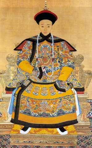De Gele Keizer is begonnen Kung Fu te standaardiseren.