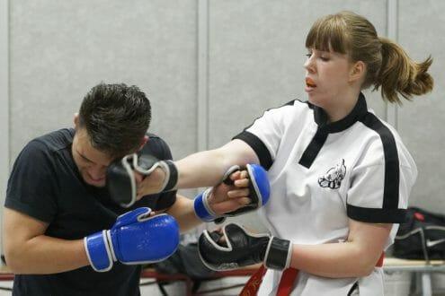 Zelfverdediging voor Vrouwen in Tilburg met Wing Chun Kung Fu